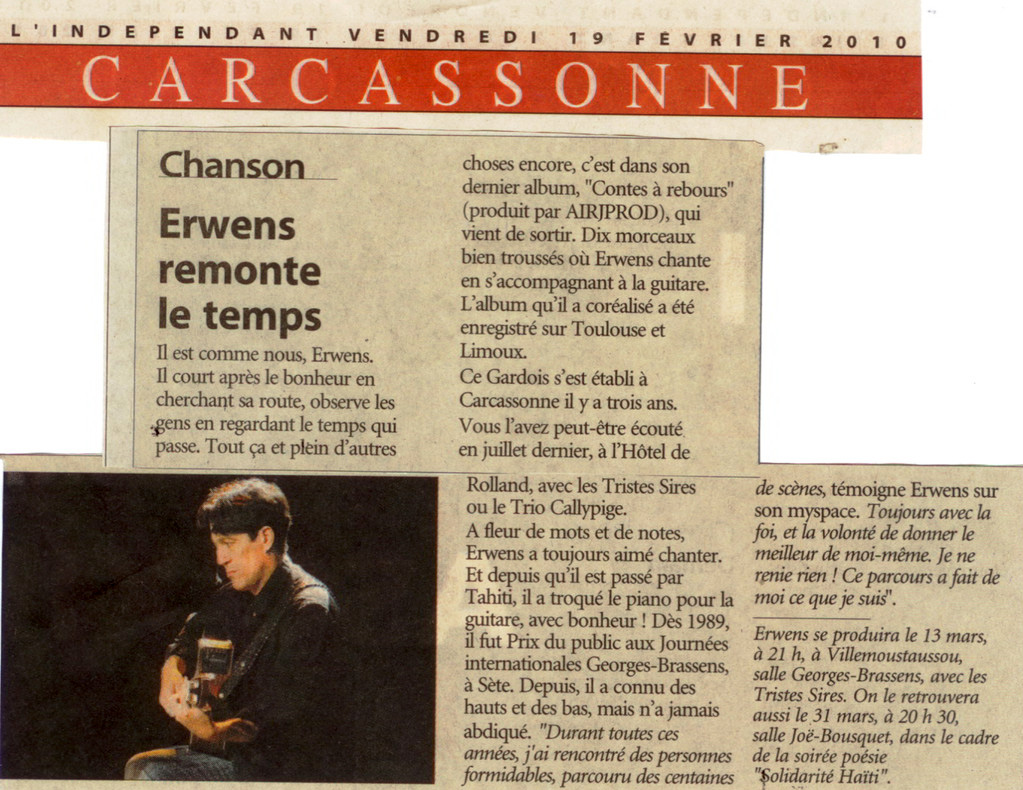 erwens carcassonne